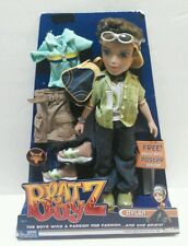 Bratz Boyz Doll Dylan The Fox, No poster, packaging damaged and missing