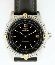 Breitling Antares Automatic in Stainless Steel & 18K Yellow Gold 81970 2414