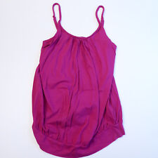 Old Navy Women's Maternity Cami Strap Top Shirt Medium M Purple Magenta