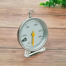 Hot Food Meat Temperature Stand Up Dial Oven Thermometer Stainless Steel Gauge