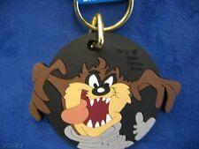 Tasmanian Taz Devil Car Van Key KeyChain Keyring Rubber Keyfob