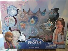 DISNEY FROZEN DELUXE JEWELRY - MORE THAN 300 PIECES OF BEADS - NEW
