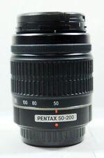 Pentax SMC DAL 50-200 mm f4.5.6 Objectif ED pour K500 K200 K-R K-x K-M K5 K7 K100 K30