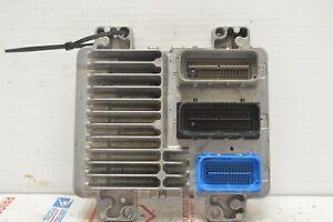 08-10 Chevy Impala Colorado Engine Control Module Unit Ecm 12622084 D21 018