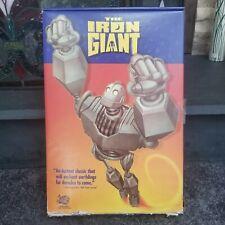 The Iron Giant Promo movie kit 1999 watch toy standee etc