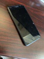 Used Iphone 7 Matte Black 32 GB