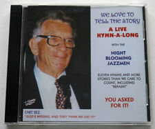 NIGHT BLOOMING JAZZMEN - We Love To Tell The Story A Live Hymn-A-Long - CD NBJ