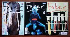 FAKER 1-3, JOCK, DC COMICS/VERTIGO, 2007, VF
