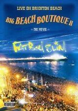 Fatboy Slim : Live ( MUSIC DVD ) Concert Big Beach Boutique 2