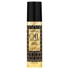 MATRIX OIL WONDERS SHAPING OIL CREAM 3.4 OZ / 100 ML