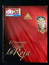 DON BALON EL PERSONAJE DEL AÑO LA ROJA - SELECCION ESPAÑA - EURO 2008 FUTBOL
