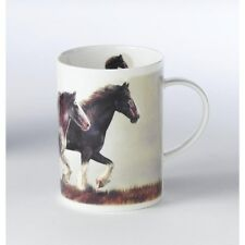 Border Fine Arts Clydesdale Horse China Mug