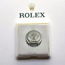 ROLEX CROWN SUBMARINER OR DAYTONA FOR SOLID WHITE GOLD 7 mm - TRIPLOCK CROWN