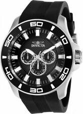 Invicta 28000 Pro Diver 50mm Men's Black Silicone Watch