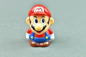 Mario Hudson Soft Mini Figure Finger Puppet 2000