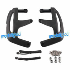 Plastic Black Engine Protector Guards For BMW R1200RT R1200GS R1200R R1200S RT
