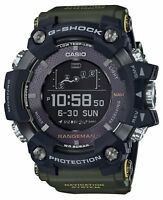 CASIO G-SHOCK Rangeman Solar Assist GPS GPR-B1000-1BJR Men's Watch NEW