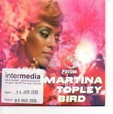 (590F) Martina Topley Bird, Poison - DJ CD