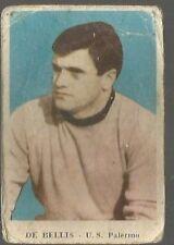 FIGURINE CALCIATORI  ATD ALBA TORTONA- PALERMO-DE BELLIS ANTONIO - SOCCER CARD
