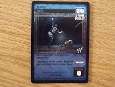 WWE Raw Deal -  FOIL - Testify - D-Von Dudley