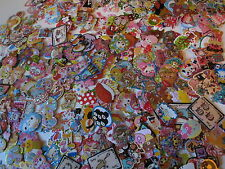 Kawaii Sticker Flakes 100pcs