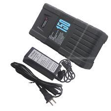 POWER-U 150Wh Sony 14.8V V-mount Rechargeable Li-ion Battery For DSLR 5D2 60D 7D