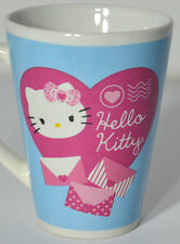 """Hello Kitty coffee cup """"Just for You"""" by Sanrio"""