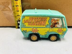 MISTERY MACHINE IN PLASTICA VINTAGE PERFECT CONDITIONS