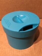 Mr. Coffee Ice Tea/Coffee Maker TM1 Replacement Brew Basket With Lid Blue