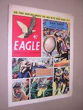 EAGLE COMIC. DAN DARE etc. 6 JANUARY 1956.