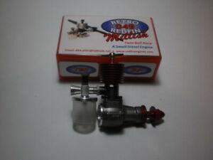 diesel model airplane engine