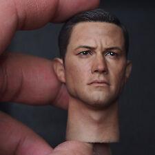 "Custom 1/6 Scale Head Sculpt Joseph Gordon Robin Figure 12"" Hot Toys Male Body"