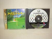 TOURNAMENT LEADER Sega Saturn Import JAPAN Video Game ss