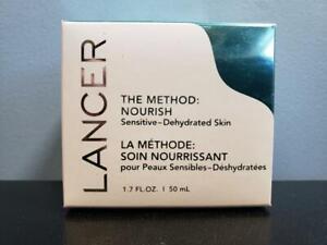 Lancer The Method: Nourish Sensitive Dehydrated Skin 1.7 oz / 50 mL - New in Box