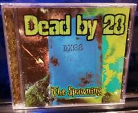 Dead by 28 - The Spawning CD Produced by Mike E. Clark insane clown posse icp