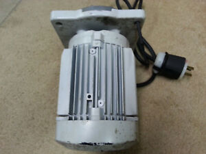 Leroy Somer 1/2 HP 3 Phase Motor for Edwards RV Series Vacuum Pump PN:~3 LS71L/T