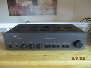 NAD 3020 Series 20 Integrated Amplifier