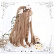 Wig Mori Girl Harajuku Dolly Lolita Princess Sweet Women's Long Hair