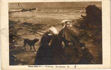 CPA Salon 1906 WALHAIN - Les épaves (218027)