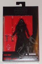 "Star Wars 3 3/4"" Black Series Kylo Ren TFA Exclusive Walmart New"