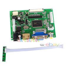 HDMI+VGA+2AV Reversing Lcd Driver Board For AT070TN90 AT070TN92 AT070TN93 @USA