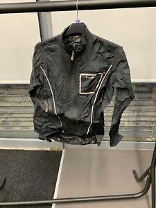 Cycling Jacket Funkier Storm WJ-1403 Ladies Waterproof - Size Small - 034