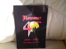 HAMMER 40 YEARS OF HORROR PHONE CARDS SET 1957-1997