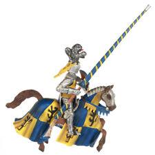 Schleich Lion Crest JOUSTING TOURNAMENT KNIGHT & HORSE Figurine 70020 70009