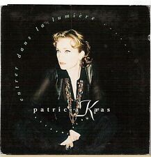 Patricia Kaas Entrer Dans La Lumiere ... CD SINGLE