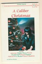 A Caliber Christmas #1 December 1989. Early Crow Cover by James O'Barr VF+
