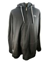 Under Armour Men's 4X Hoodie Sweater Pullover Texas Tech Red Raiders ColdGear