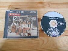 CD Volksmusik Speelwark - Das Beste der Volksmusik (16 Song) CONVOY WARNER