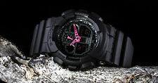 Casio G Shock GA-100C-1A4ER Herrenuhr