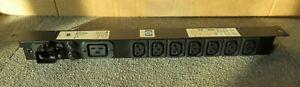 HP E7674-63001 Modular Rackmountable 16A C13/C19 Power Distribution Unit Strip